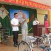 Lễ bàn giao của tập đoàn Nam Hải